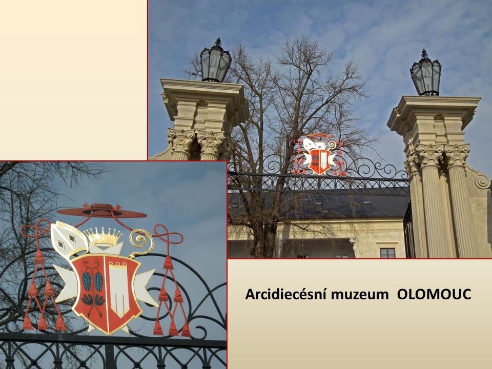 Arcidiecésní muzeum OLOMOUC
