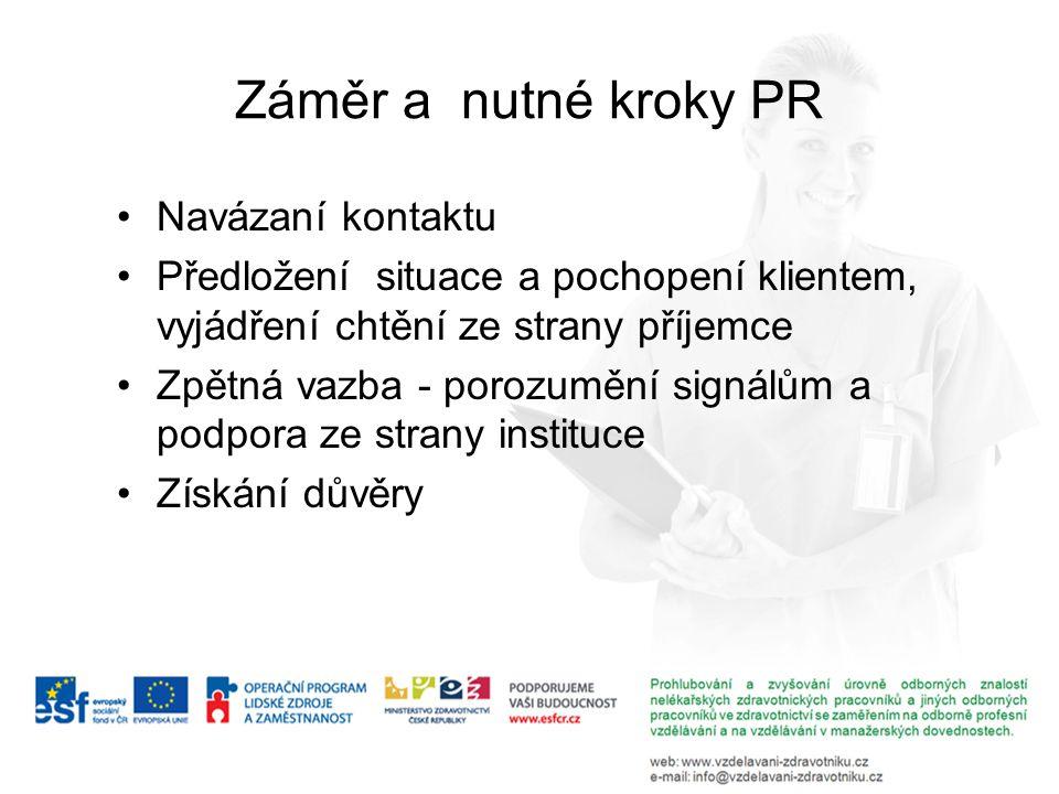 Reklama vs.PR 1) Reklama propaguje výrobek nebo službu na trhu, aby se prodal v co nejkratší době a co nejefektivněji.