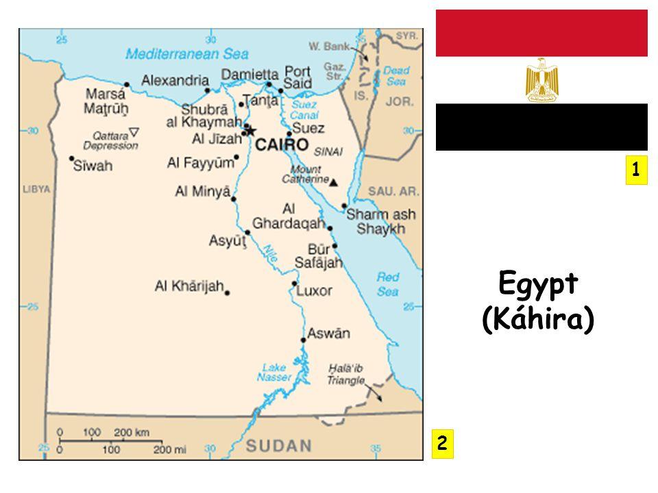 2 1 Egypt (Káhira)