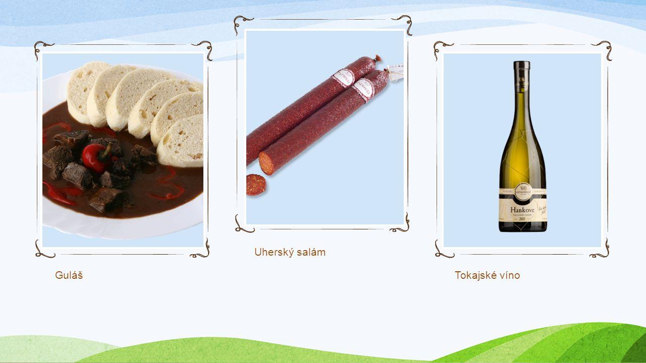 Maďarsko Gastronomie Neopomenutelná součást Maďarské kultury Základním prvkem je paprika Jídla jsou často masitá a velká, proto se po nich dává většin