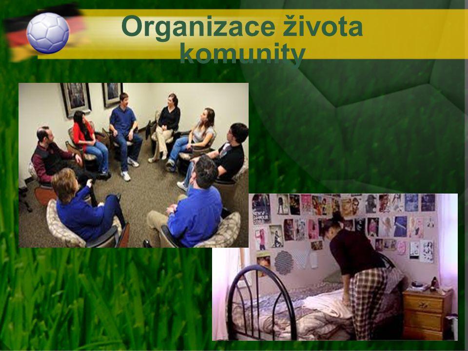 Organizace života komunity