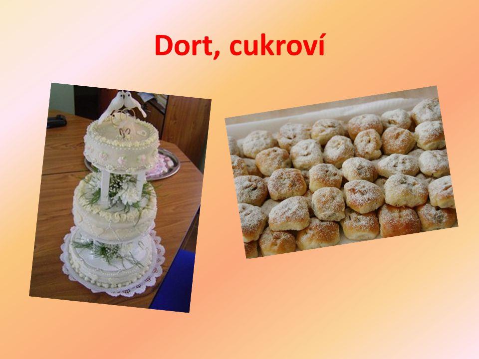 Dort, cukroví