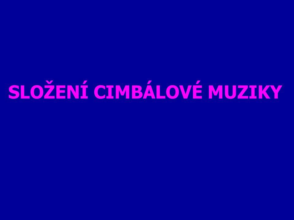 zvuk cimbálové muziky cimbálová muzika Kovalíček ( Strážnice 2006 ) délka ukázky 3:15 min Kliknutím na obrázek uslyšíte pouze audio-záznam. V originál