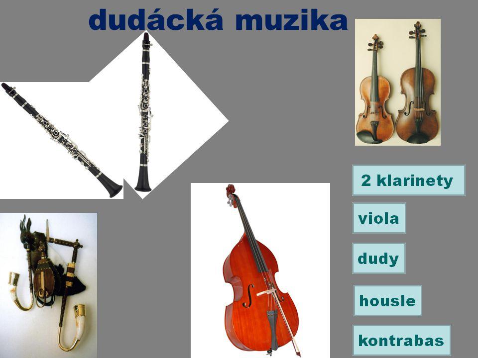 dudácká muzika