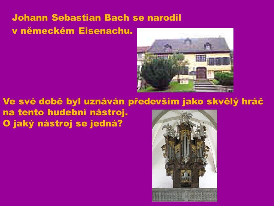 Johann Sebastian Bach Malá fuga g moll ( grafický záznam ) délka ukázky 3:38 min. Kliknutím na obrázek uslyšíte pouze audio-záznam. V originále bude p