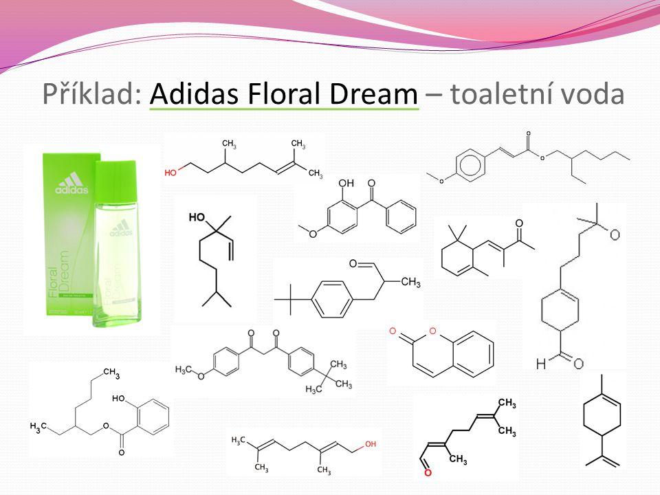 Příklad: Adidas Floral Dream – toaletní voda