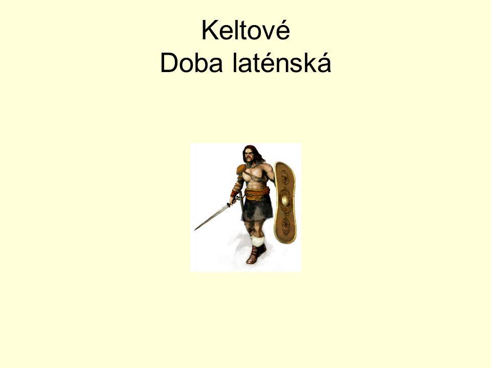 Keltové Doba laténská
