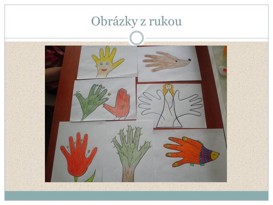 Obrázky z rukou