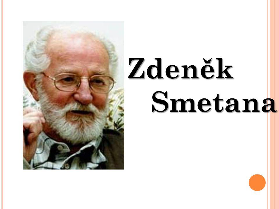 Je český animátor, scénarista a výtvarník.
