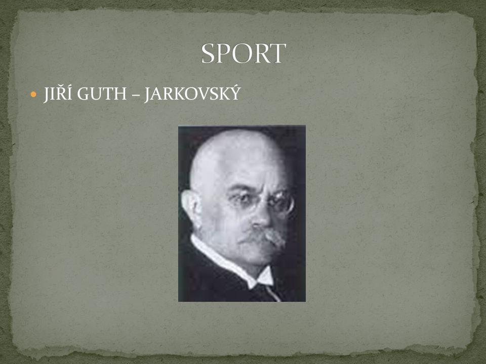 JIŘÍ GUTH – JARKOVSKÝ