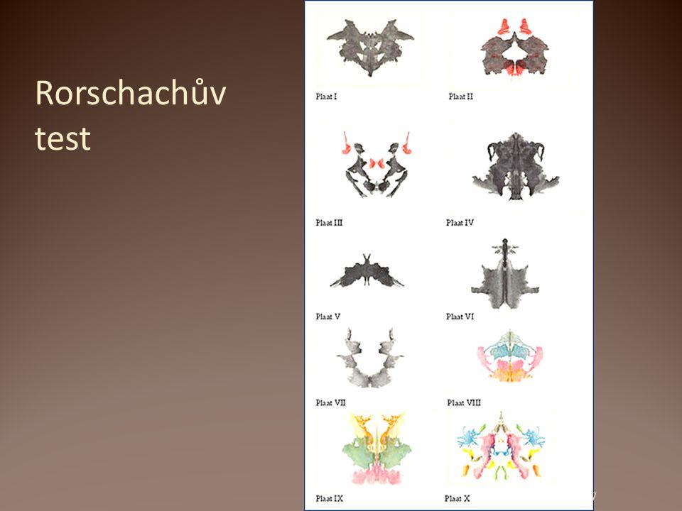 Rorschachův test 7