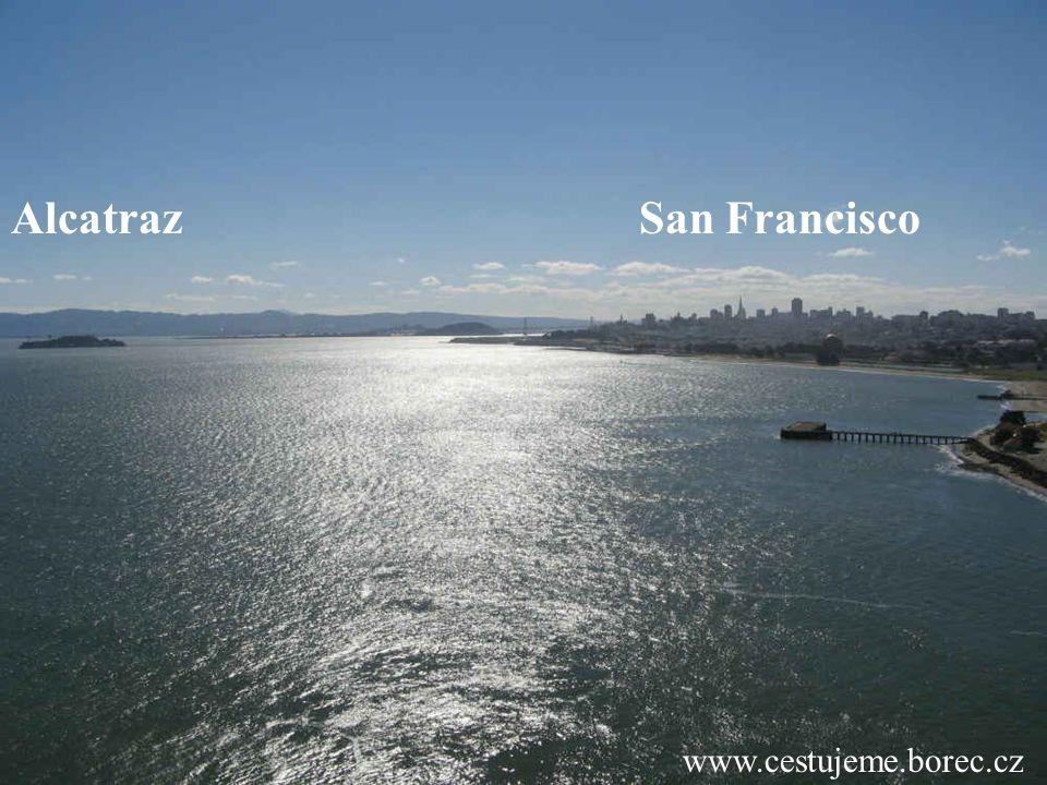 www.cestujeme.borec.cz AlcatrazSan Francisco
