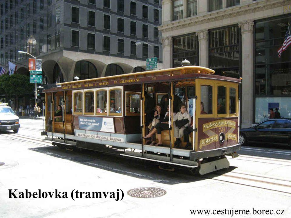 www.cestujeme.borec.cz Kabelovka (tramvaj)
