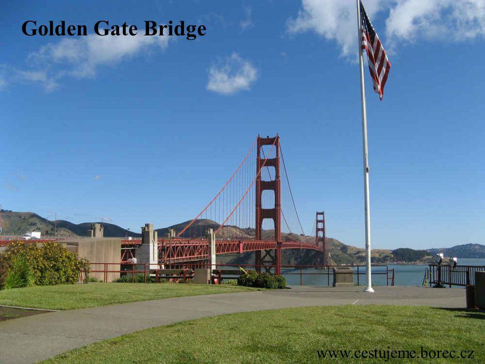 www.cestujeme.borec.cz Golden Gate Bridge