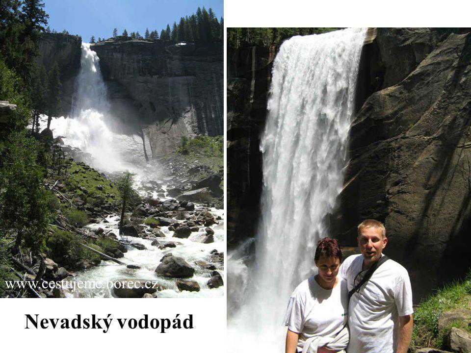 www.cestujeme.borec.cz Nevadský vodopád