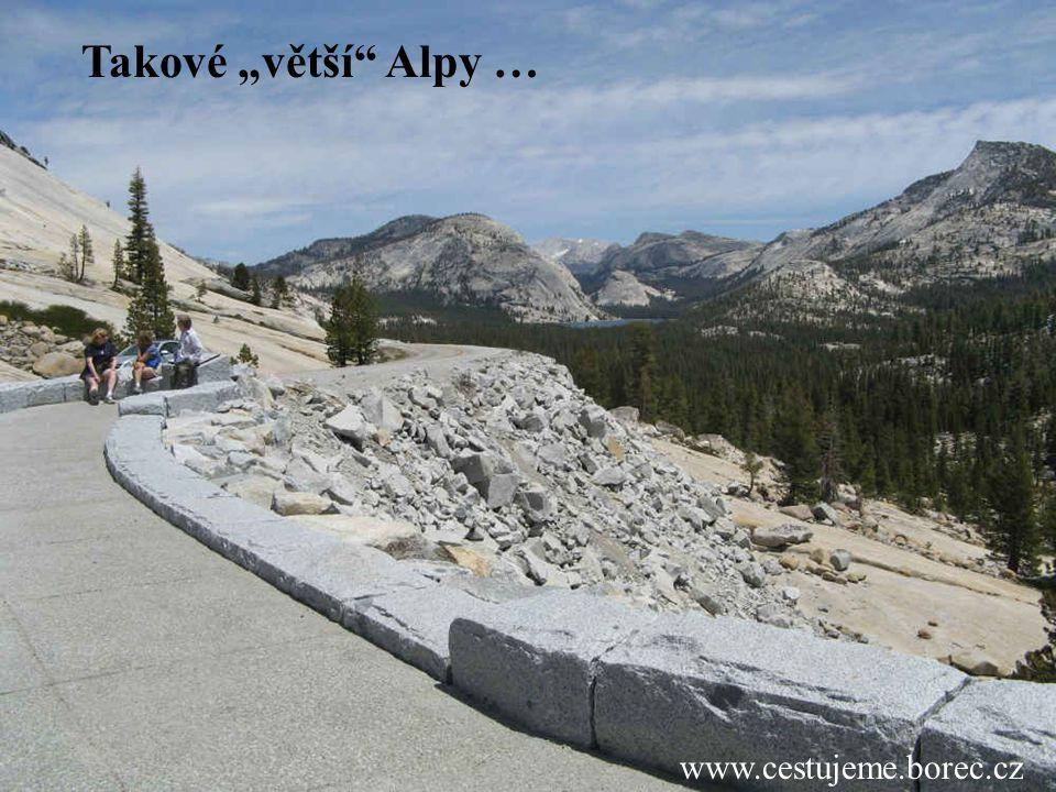 www.cestujeme.borec.cz Half Dome – nejkolmější skála Ameriky