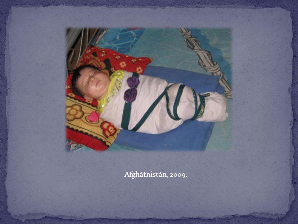 Afghátnistán, 2009.