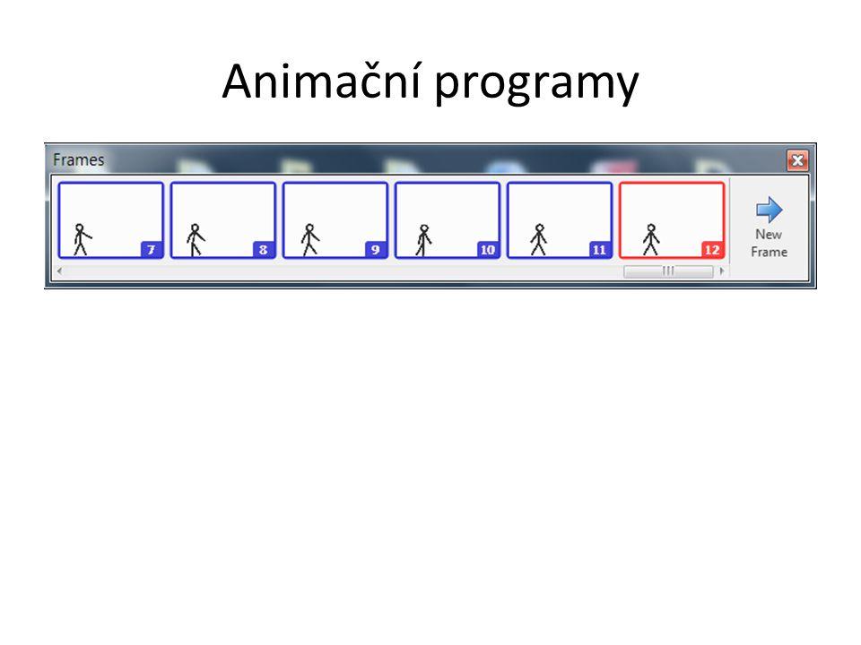 Animační programy