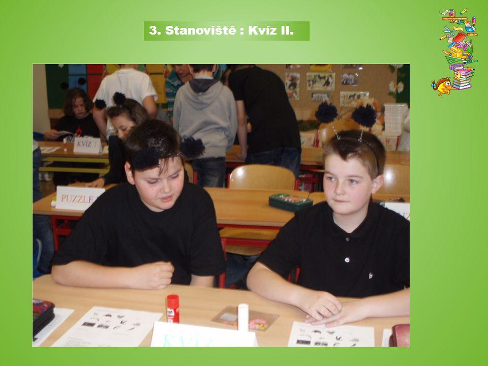13. Stanoviště : Hra - puzzle