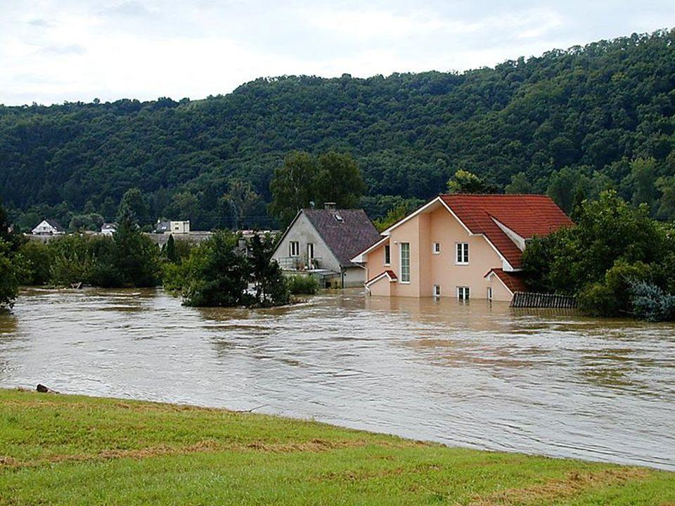 Foto povodně