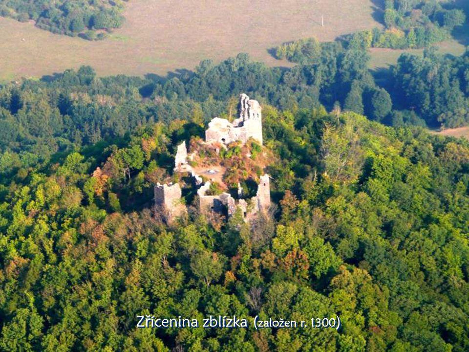Ruiny hradu Egerberk ( u Klášterce nad Oh ř í )