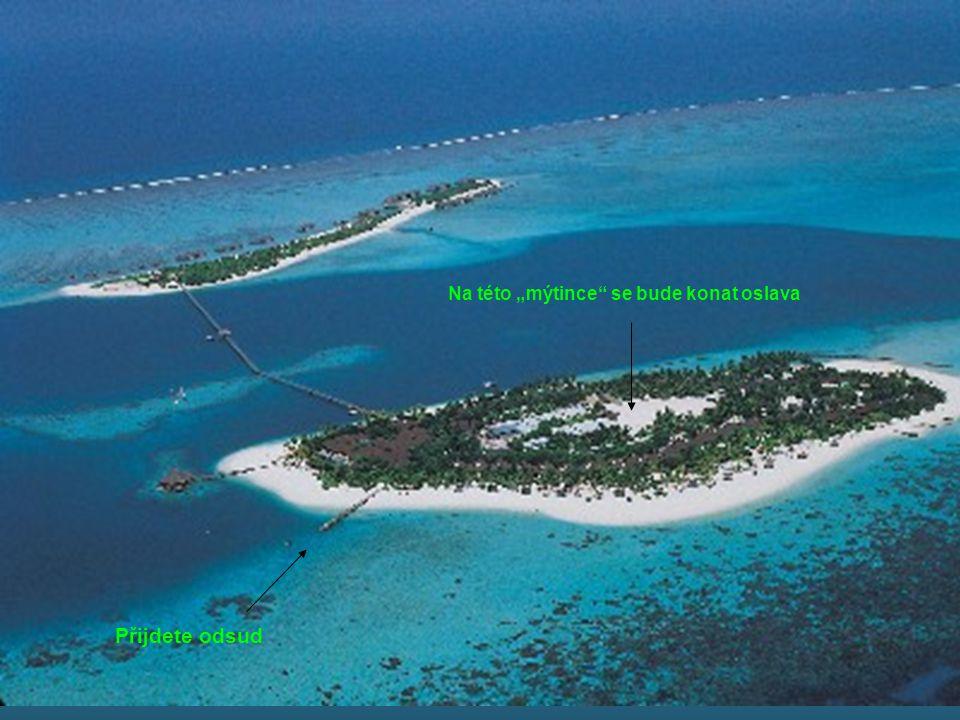 Pacifický oceán Ubytování hostů Tu je můj dům!