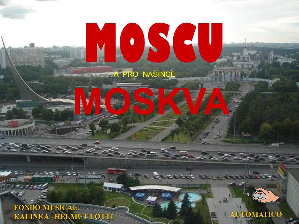 FONDO MUSICAL: KALINKA –HELMUT LOTTI AUTOMATICO A PRO NAŠINCE MOSKVA