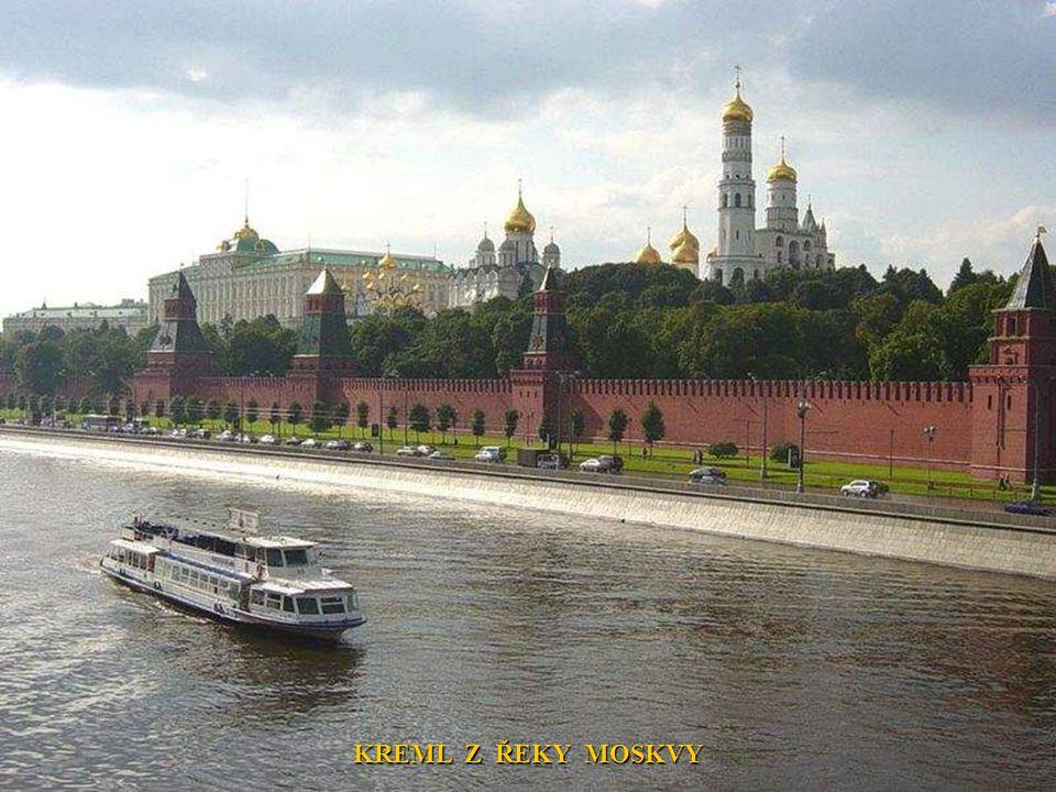 Okolí Rudého náměstí