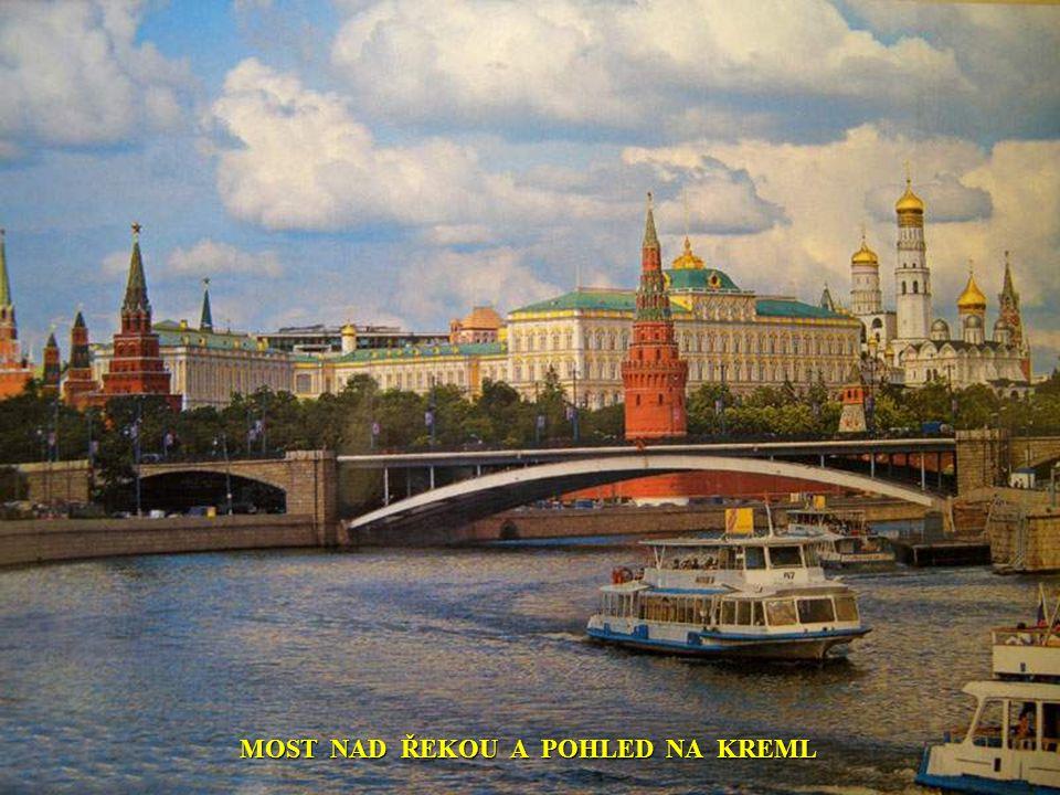 Mc. Donald v Moskvě