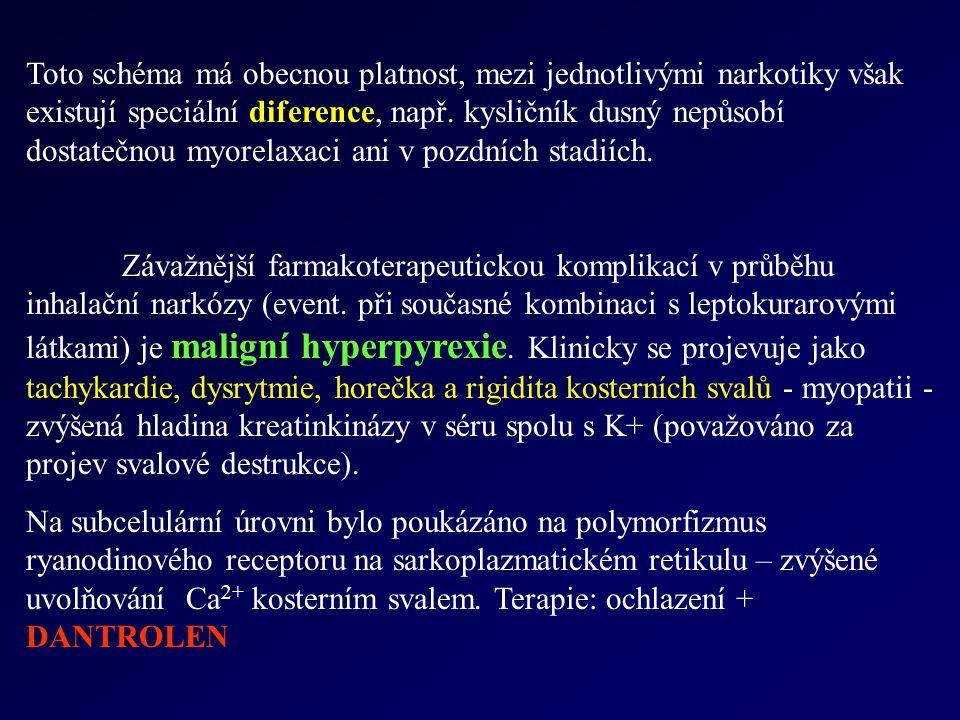 B) NEBARBITURÁTOVÁ I.V.