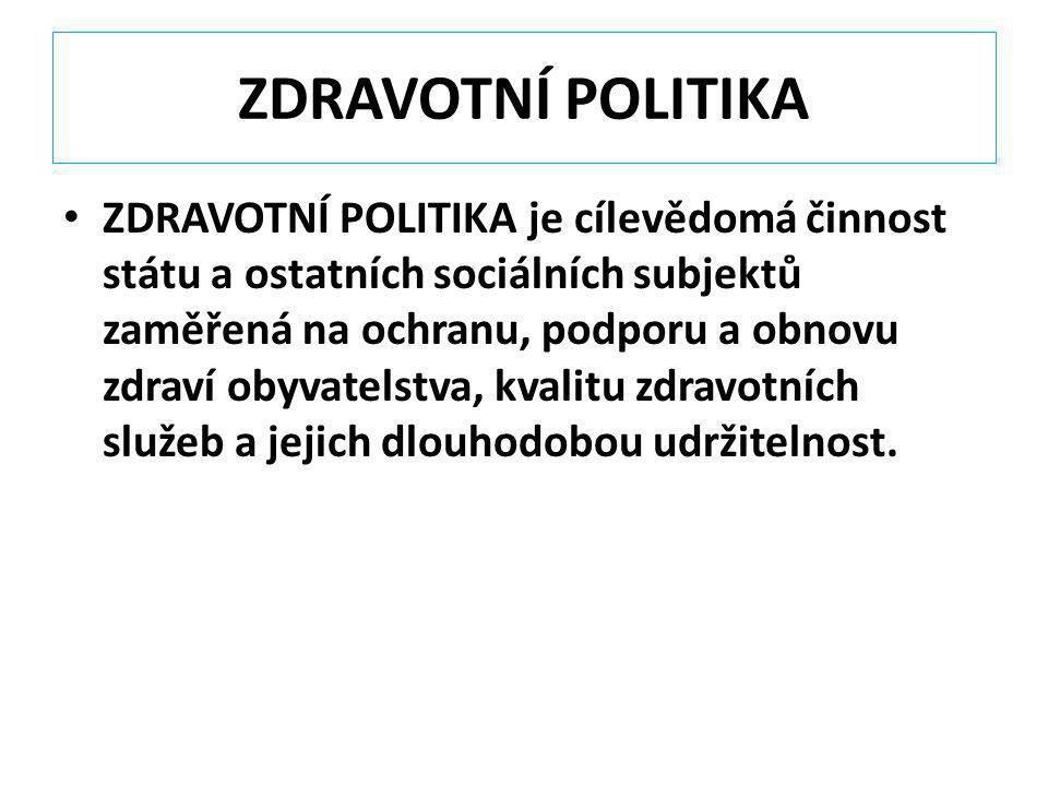 3 systémy rodinných politik: 1) Klasický liberální systém 2) Sociálně demokratický tržní systém 3) Univerzalistický systém