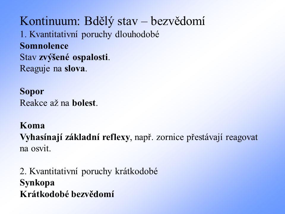 Soubor slov z verbálního cvičení 1a 1.stůl 2. mrak 3.