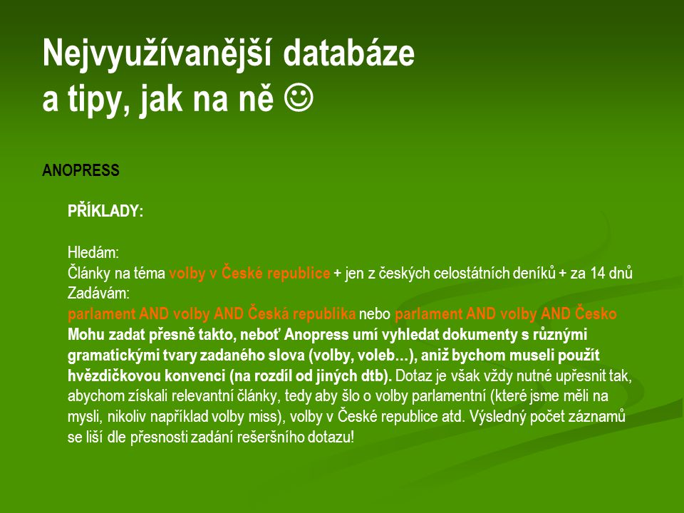 televiz reklam* AND volb*