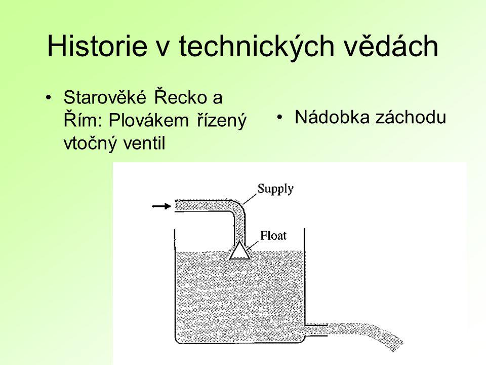 Historie v technických vědách Nádobka záchodu Starověké Řecko a Řím: Plovákem řízený vtočný ventil
