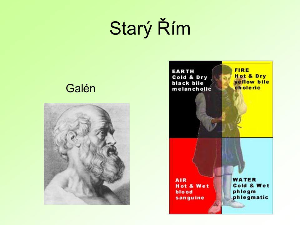 Starý Řím Galén