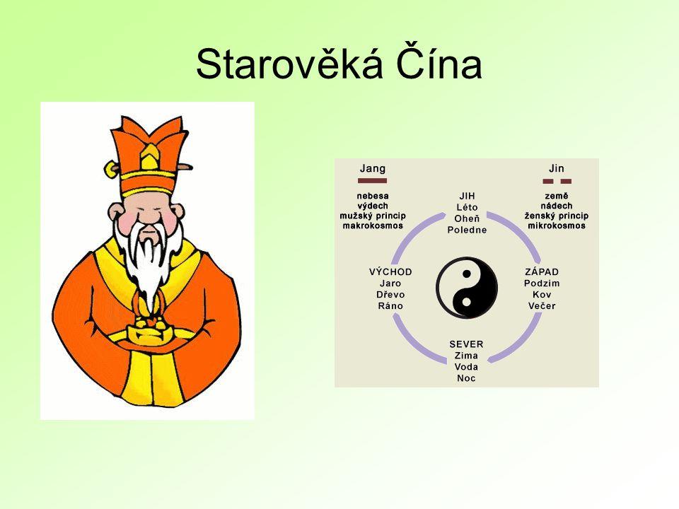 Starověká Čína