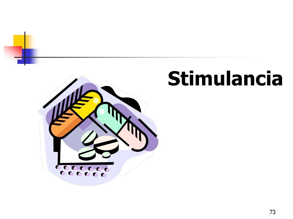 73 Stimulancia