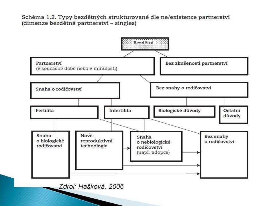 Zdroj: Hašková, 2006