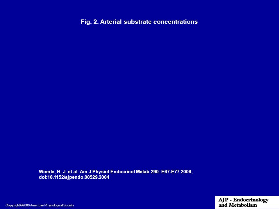 Copyright ©2006 American Physiological Society Woerle, H. J. et al. Am J Physiol Endocrinol Metab 290: E67-E77 2006; doi:10.1152/ajpendo.00529.2004 Fi