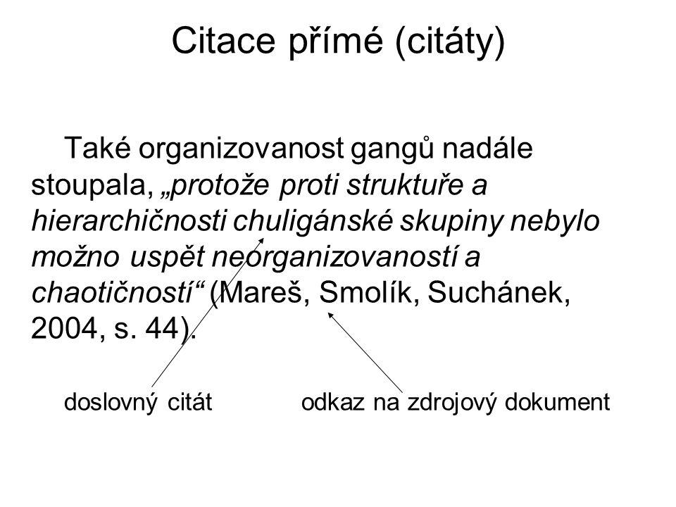 Výtah z ČSN 01 69 10 1.