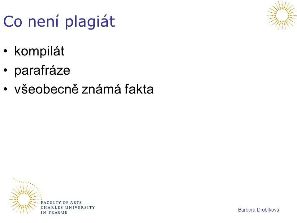Barbora Drobíková Několik citací od téhož autora SMIRAGLIA, Richard P.