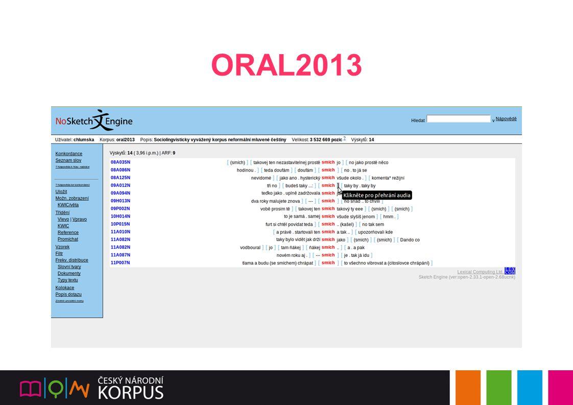 ORAL2013