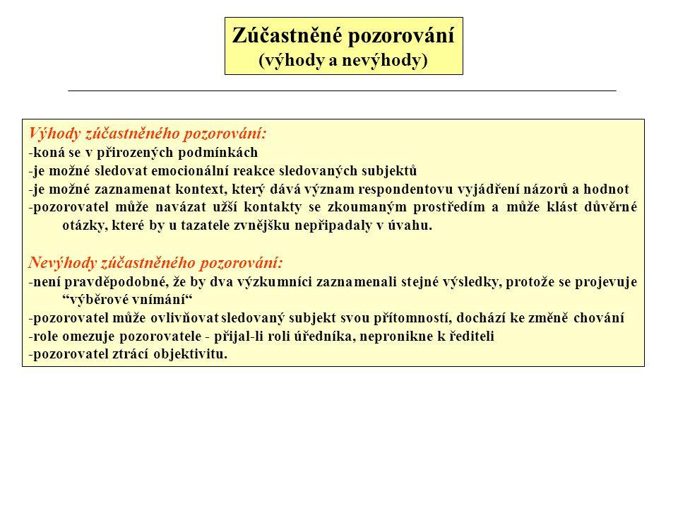 Analýza úředních dokumentů Tyto dokumenty se týkají větších společenských celků a organizací např.