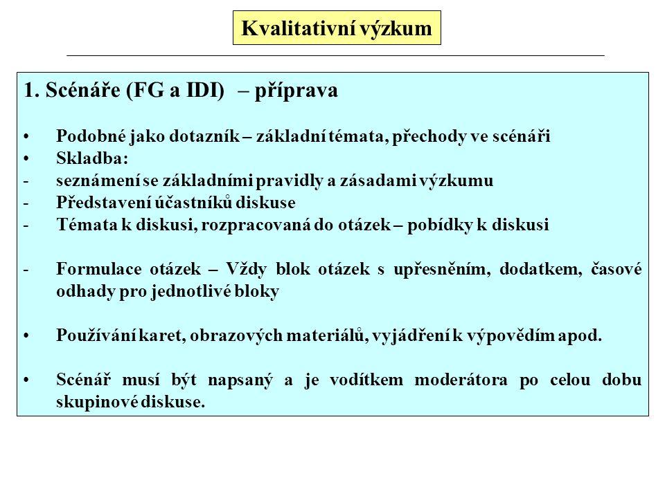 Sémantický diferenciál Škálovací procedura, která se aplikuje na sadu výroků.