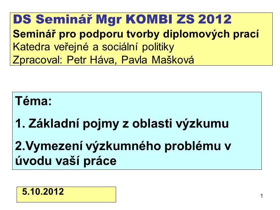 32 Strom problémů DP Bodnár 2009