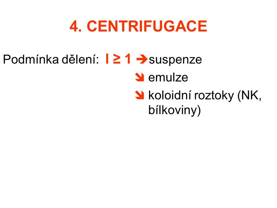 Analytická centrifuga BECKMAN –COULTER XL-I 100 000 rpm T = 4 - 40ºC Detekce→ UV, VL absorpce, interference index lomu  1.Detekce neabsorbujících biomakromolekul (sacharidy) 2.Detekce změn konformace nebo asociace bílkovin vlivem ligandů nebo léčiv 3.Vhodnější pro SV celých buněk – rychlejší akumulace dat