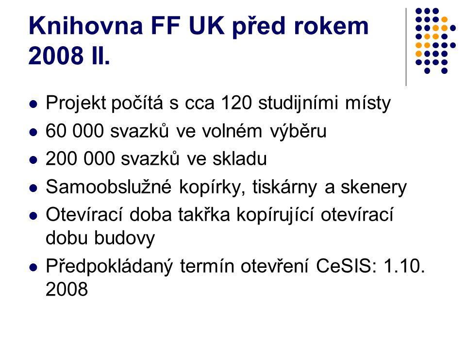 Plnění Koncepce V.Revize fondu Revize tzv.