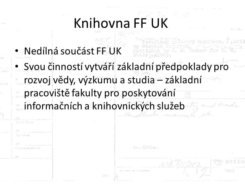 Knihovna Jana Palacha Mgr. Jan Kamenický, vedoucí KJP Radka Syrová, BBus., EIZ