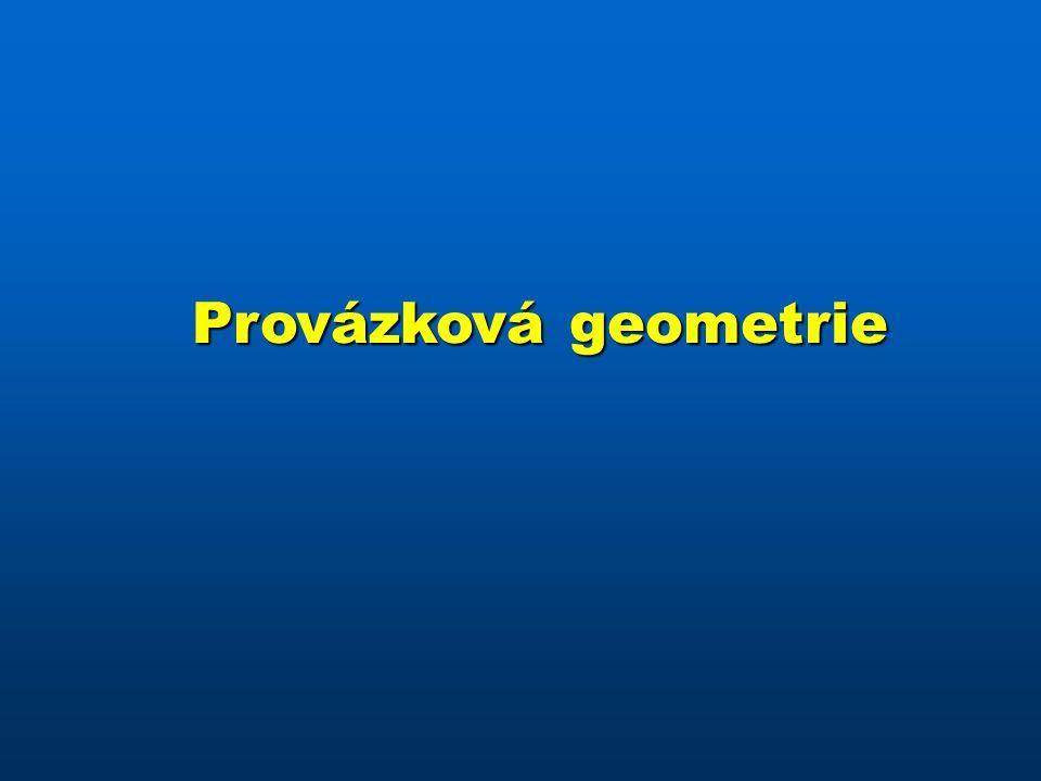 Provázková geometrie