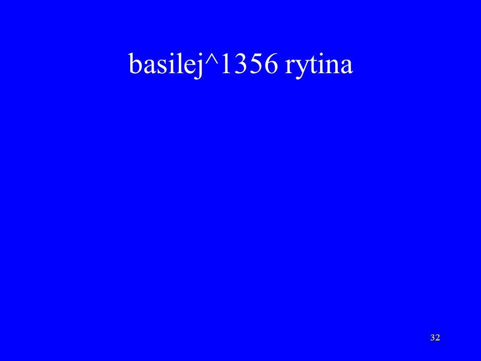 32 basilej^1356 rytina